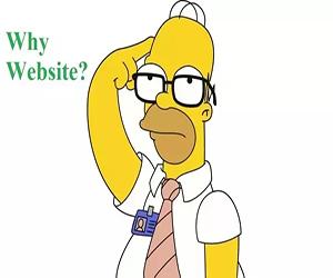 چرا برای کسب و کارم وبسایت تهیه کنم؟